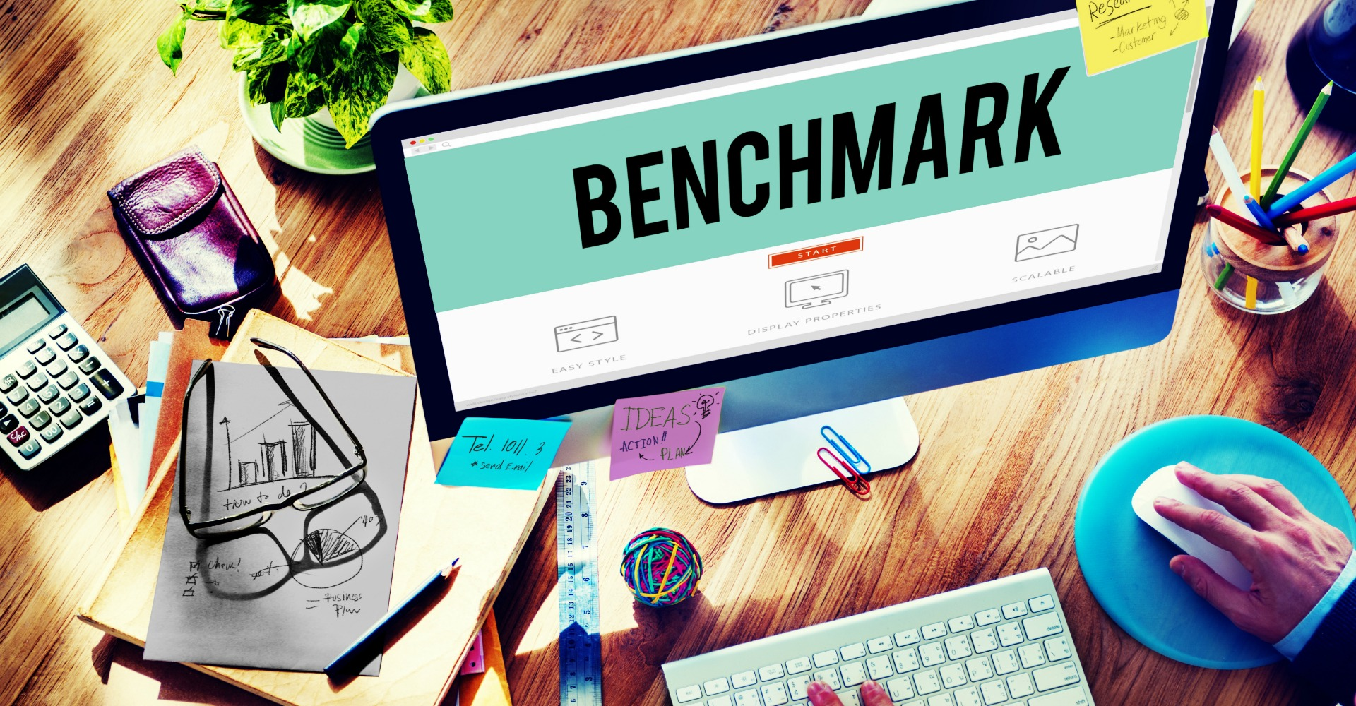 How to Set Proper Benchmarks on Software Development Projects