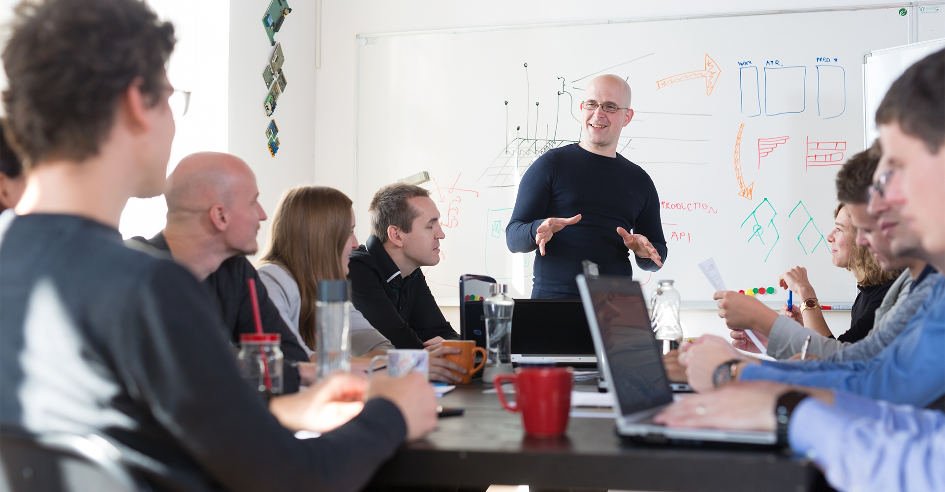 What is Scrum Management in Software Development - Featured